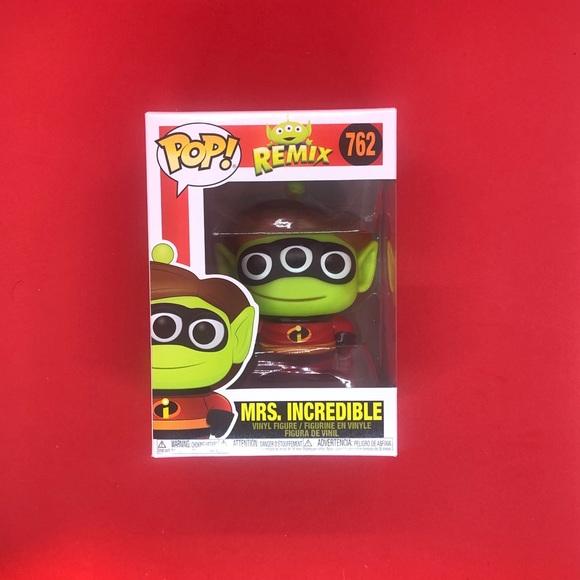 Funko Pop! Pixar ALIEN INCREDIBLE Elastigirl #762